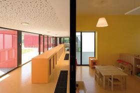 Bruno Le Pourveer, Maison de la petite enfance, St james 2