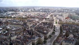 10- Du haut de la tour de Bretagne