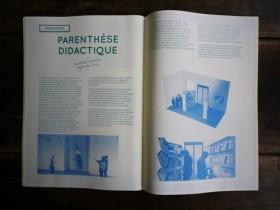 projet Parethèse didactique
