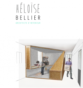 site internet Heloise Bellier