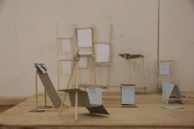 Maquettes recherches DSAA LAAB design produits